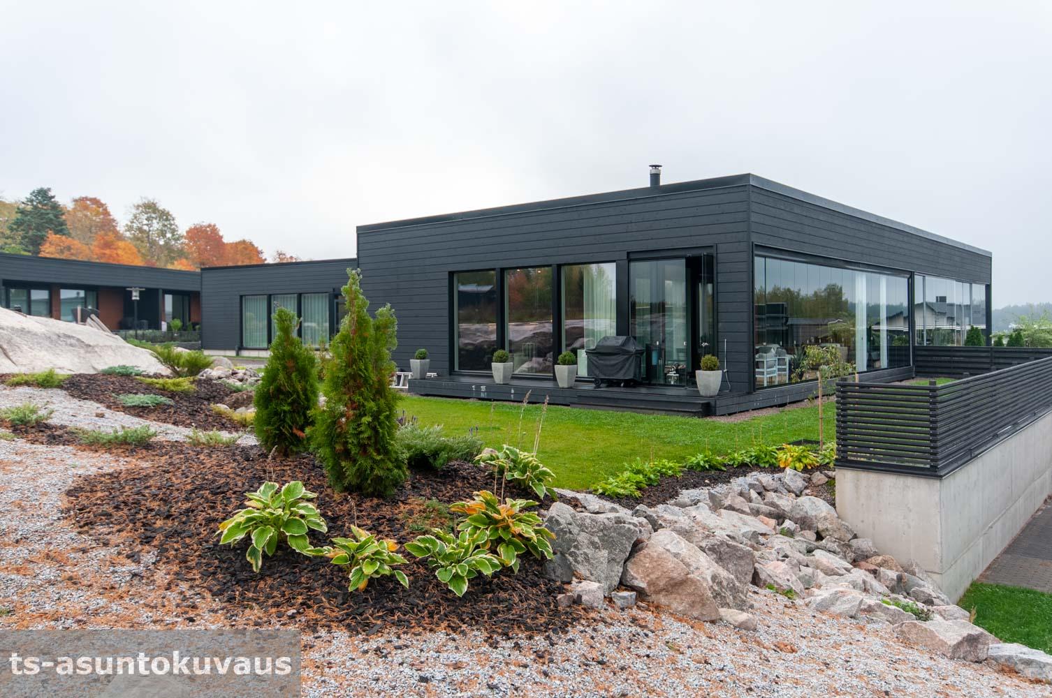 Asuntokuvaus ja virtuaaliesittely 3D-kameralla Turku